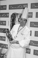 Ferdy Debecker Bocuse de bronze 1999