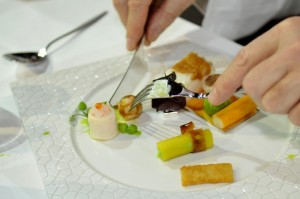 Menu Bocuse d'Or