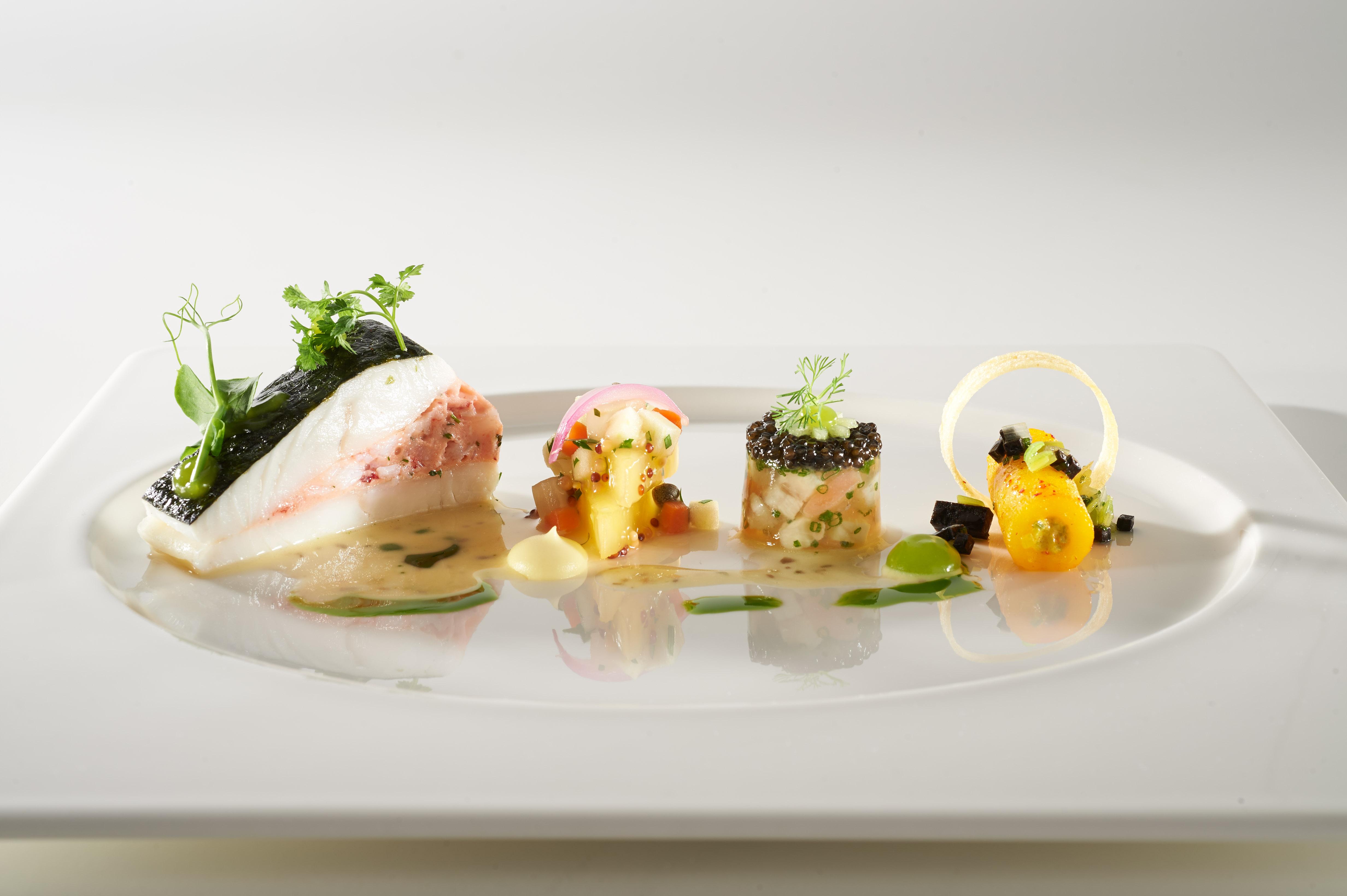 Royaume-Uni assiette poisson