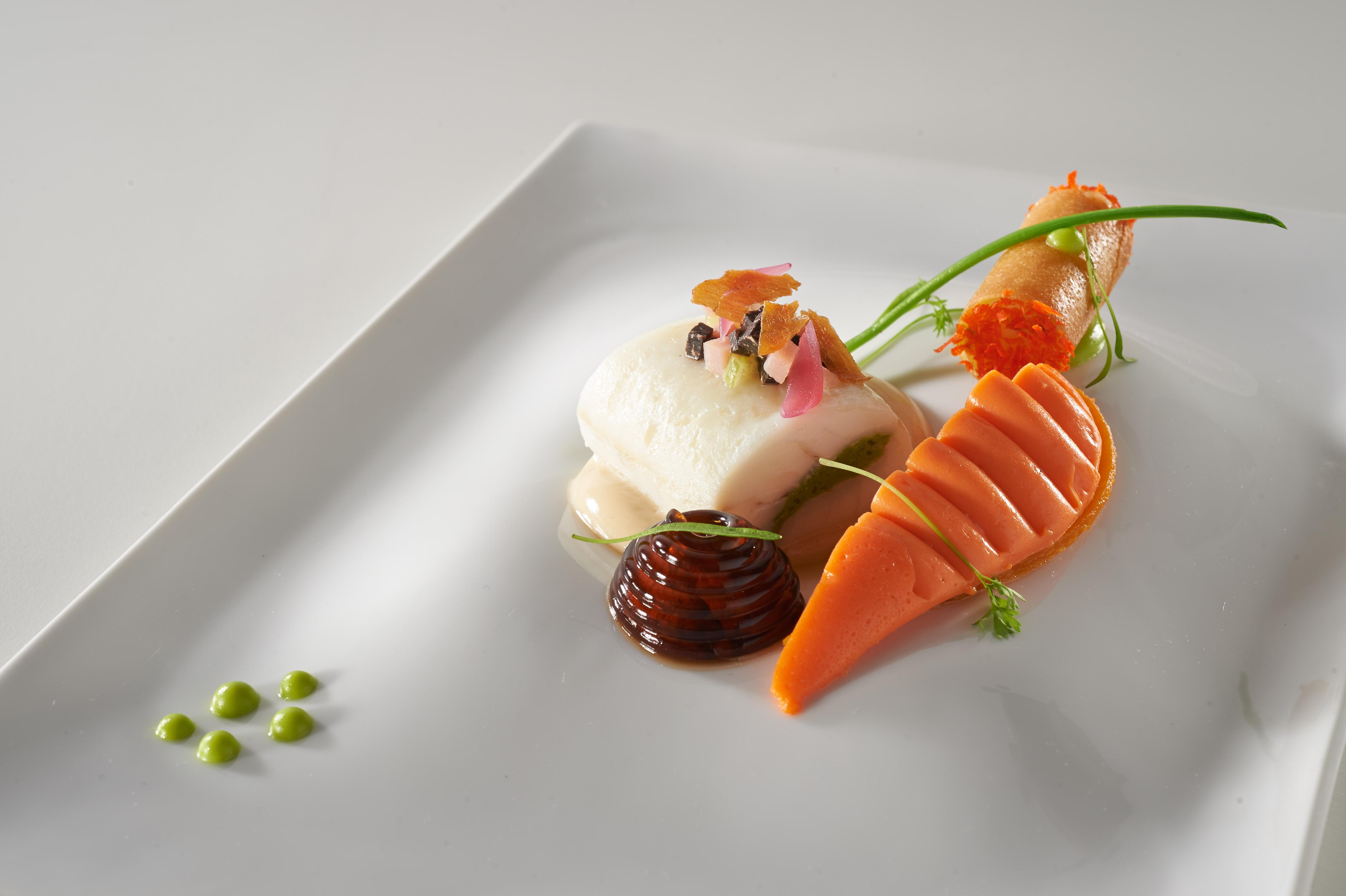 USA assiette poisson