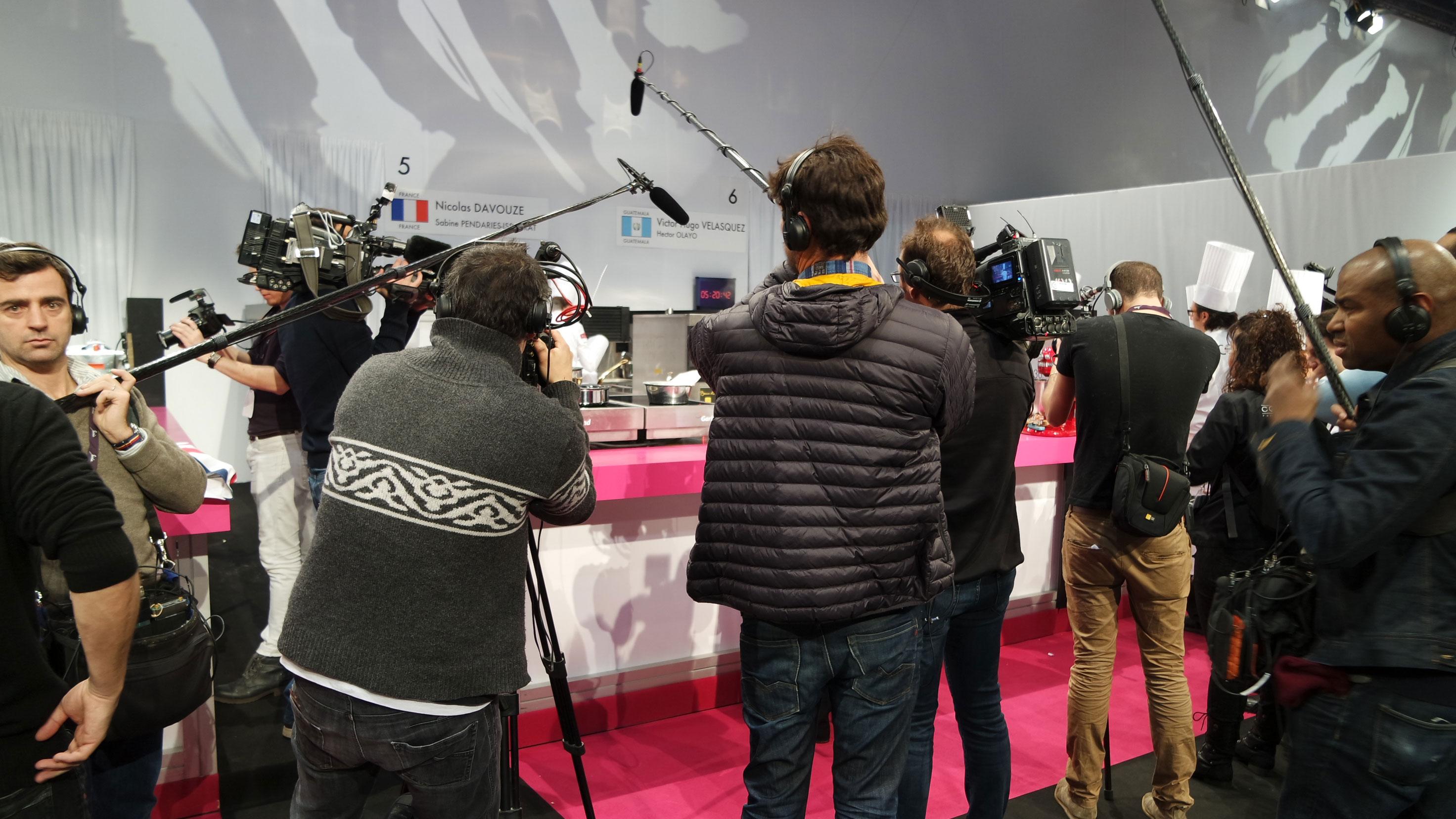 Box France Bocuse d'or 2015