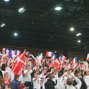 Bocuse d'Or 2017 supporters France