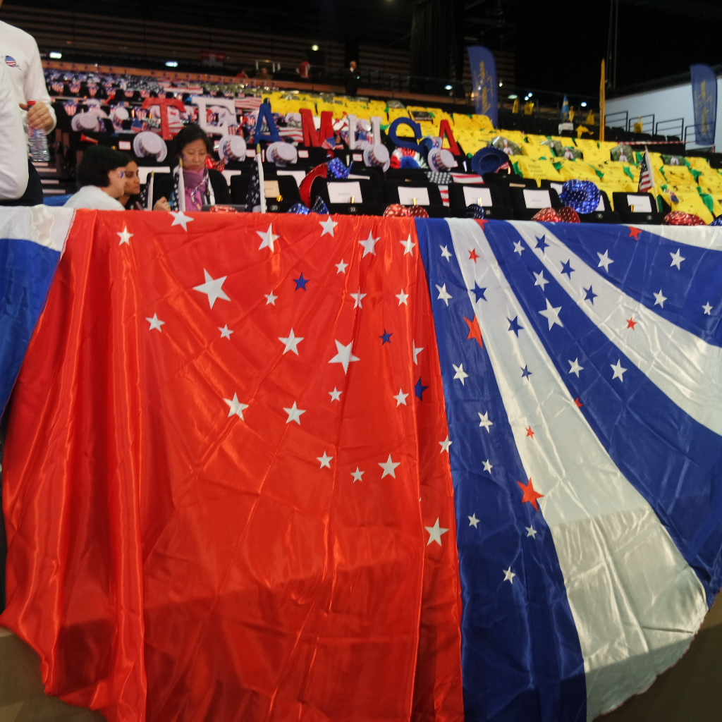 Supporters USA Australie