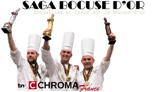 Saga Bocuse d'Or