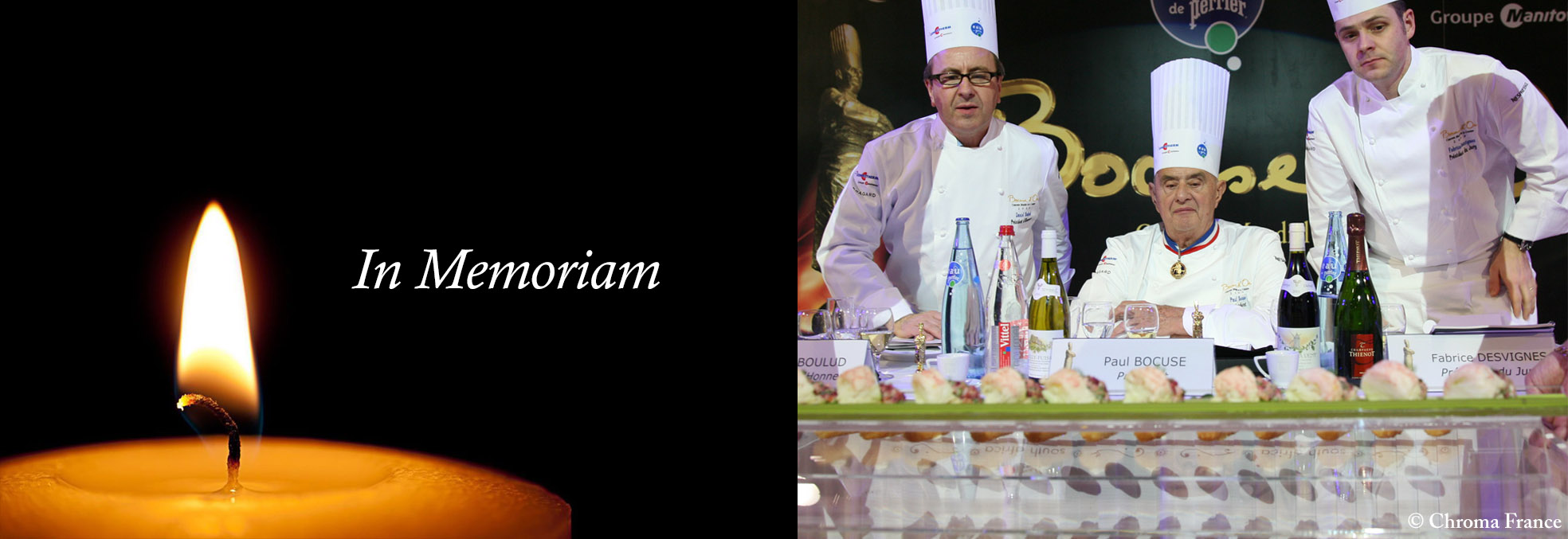 Paul Bocuse in memoriam