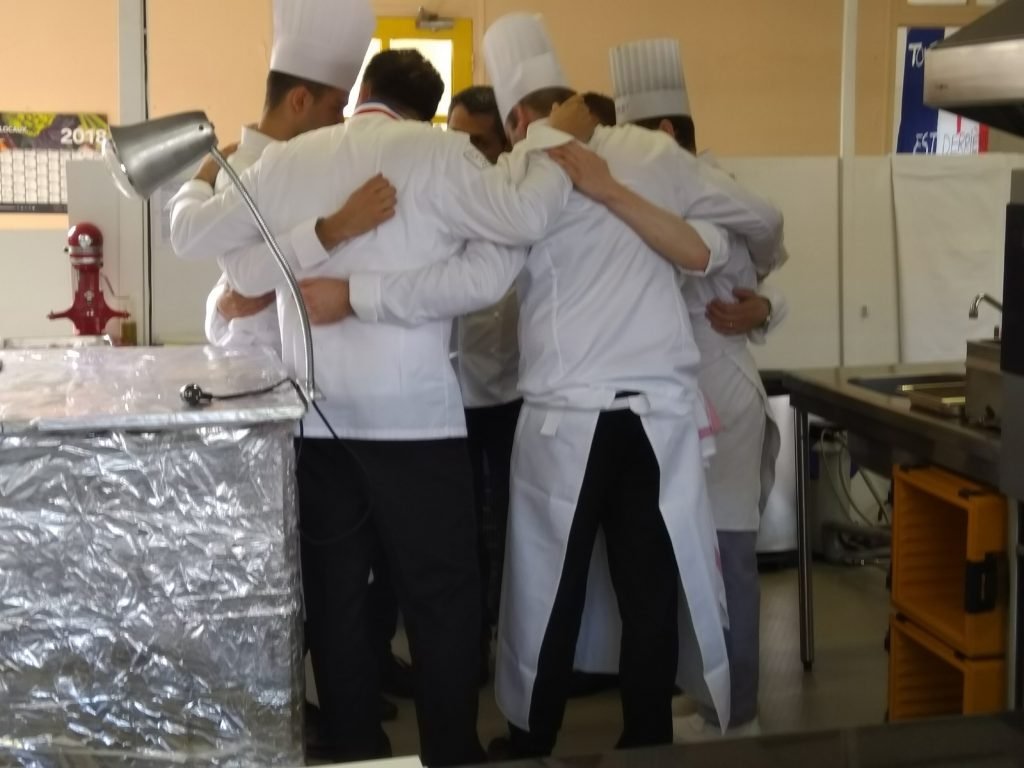 Team France Bocuse d'or